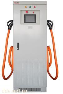 电动车直流充电桩KL-ZL-DC300V/200A充电器