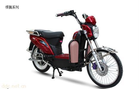 爱玛电动摩托车悍腾110G-3K(大黄蜂)