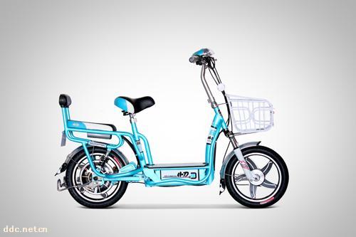 小刀丽枝电动自行车