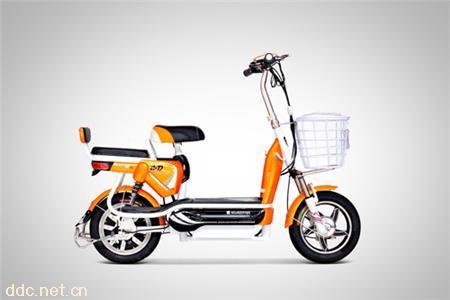 小刀米奇双动力电动自行车