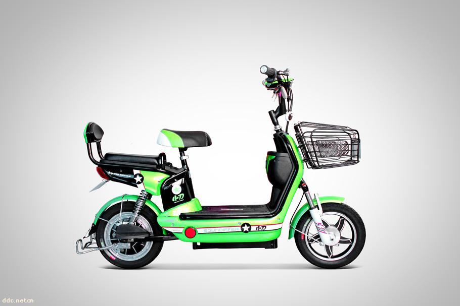 小刀电动自行车-米兜