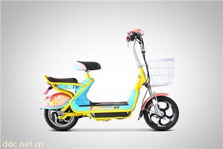 小刀电动自行车-星语