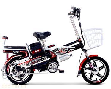 小刀电动自行车SUV-7