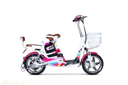小刀电动自行车靓点