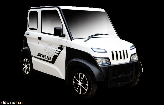 金彭电动汽车X5