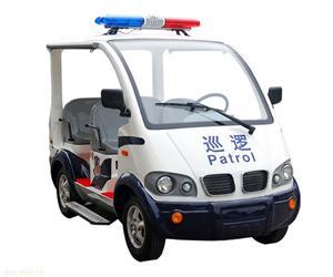 昆明4座电动巡逻车