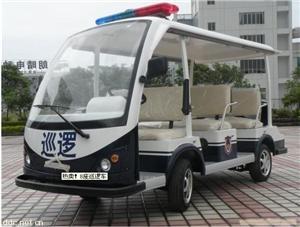 昆明8座电动巡逻车