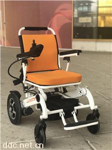 立善c500高端可折叠锂电电动轮椅