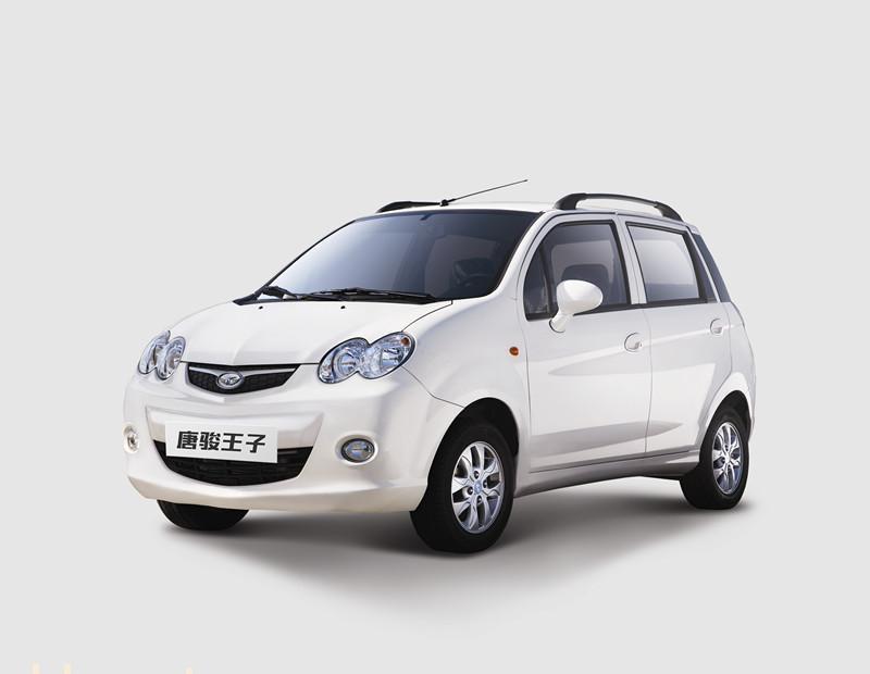 唐骏王子电动汽车 宋正亚 破译低速电动车市场的密匙高清图片