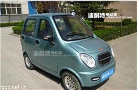 迪豹-B电动轿车