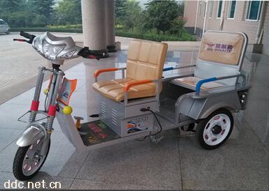 顺丰简易大折叠2电动三轮车