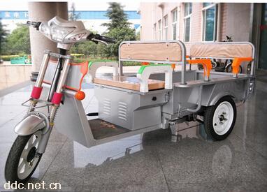 顺风简易双排电动三轮车