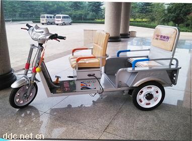 小折叠3代电动三轮车