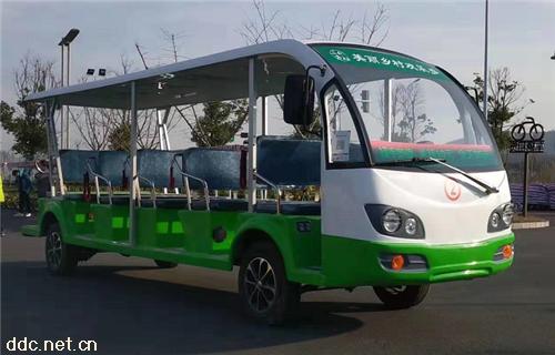 册海牌LS-ET111昆明电动摆渡车