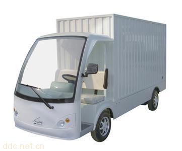 2吨电动拉货车