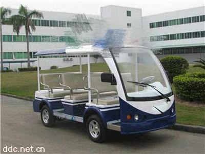 凯驰电动执法车