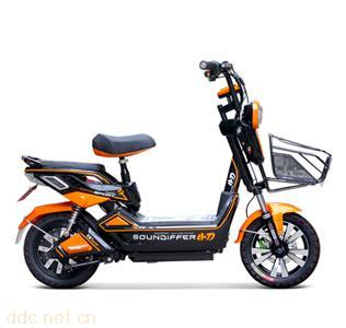 小刀电动自行车豪酷双动力极速版