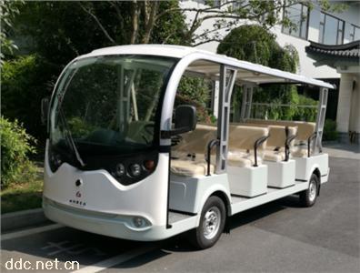 大型景区悦行系列旅游观光车绿通品牌