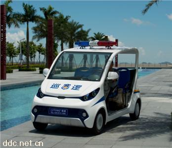街道电动巡逻车价格--绿通凌飒系列