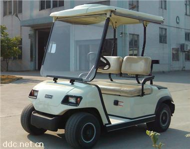 两人座电动高尔夫球车-绿通品牌