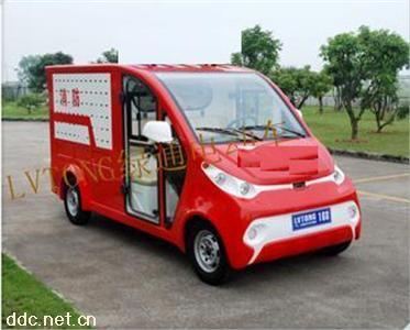 大型商场电动消防车