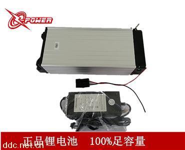 电动车106款后衣架48V12AH锂电池