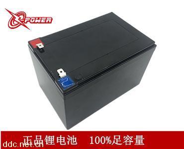 26650磷酸铁锂12V12AH动力锂电池带均衡保护板
