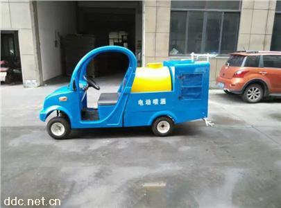 厂销丽诗牌小型500公斤电动洒水车
