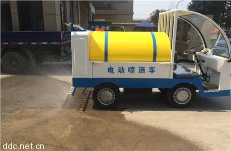 杭州丽诗电动洒水车