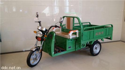 欧派奇新款电动三轮车