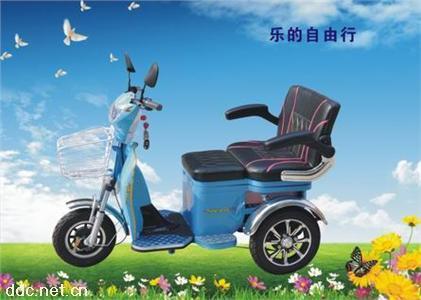 乐的自由行电动三轮车