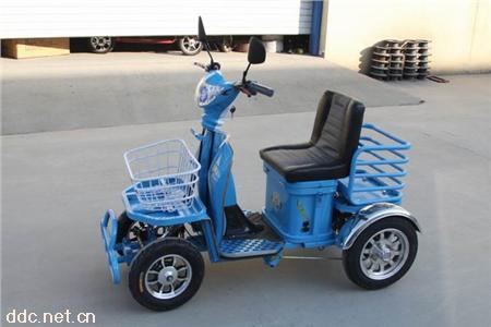 老年代步三轮车