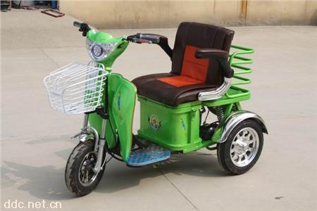 乐的单人行2号电动三轮车