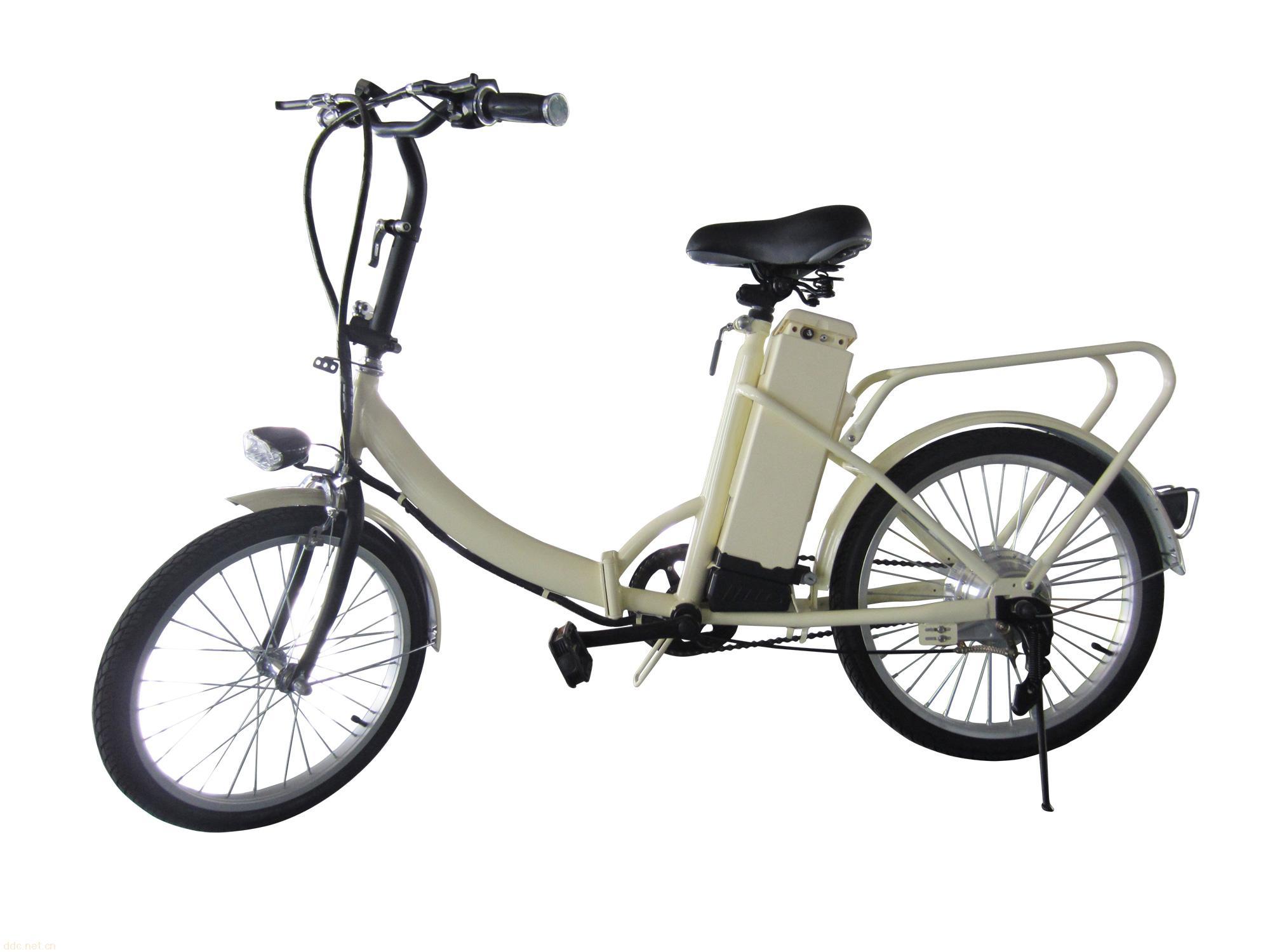 电动自行车千鹤