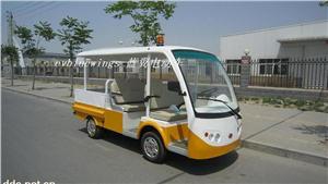 电动观光车LY-8008B