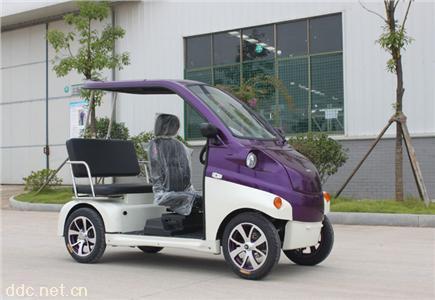 大丰和超微型代步车1+2版