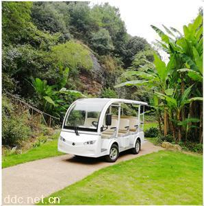 景区11座旅游电动观光车