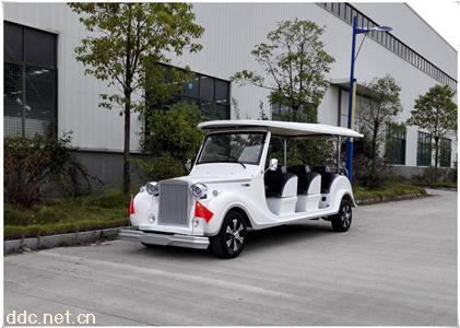 电动殡仪车