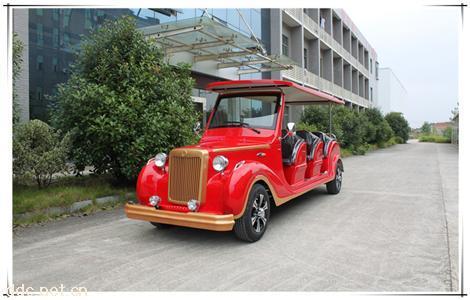 云南贵州房地产楼盘物业电动观光旅游车