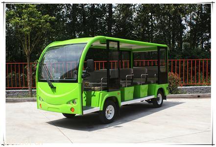 景区公园生态农庄房地产楼盘11座电动观光车