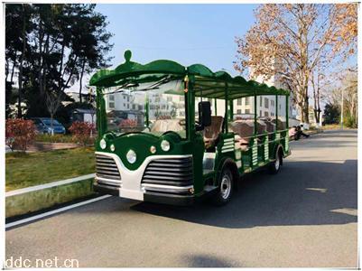 14人座電動觀光車景區旅游觀光車