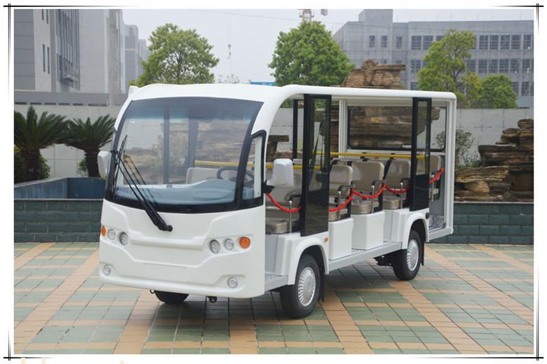 2020年新款旅游观光车景区四轮电瓶车