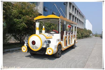 14座火车头电动观光车