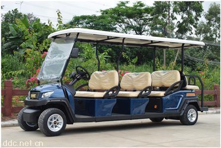 新款高爾夫球車電瓶觀光車價格優惠