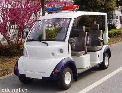 低速四轮电动巡逻车