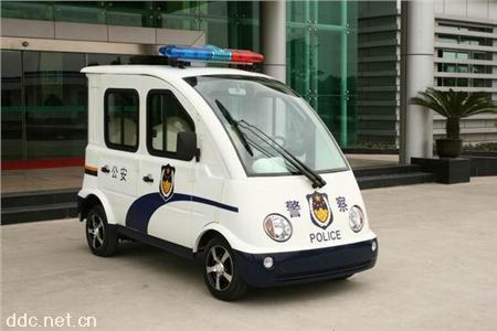朗旭低速电动巡逻车