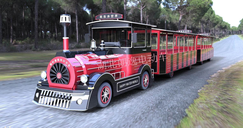 南京节能减排电动观光小火车