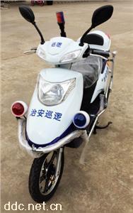 两轮电动巡逻车-2022款