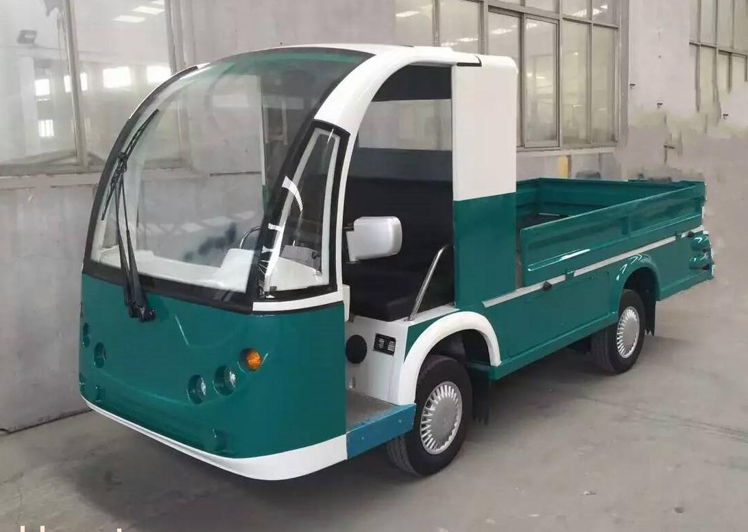 电动平板货车