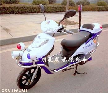 警用电动二轮摩托车